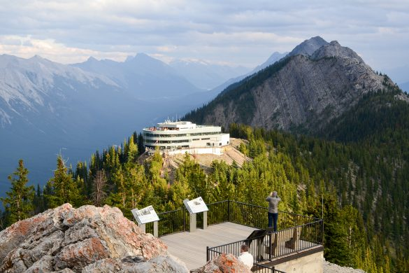 Banff - Sulphur Mountain Cosmic Ray Station
